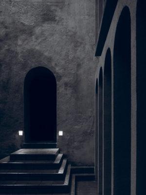 Aplice decorative iluminat intrare scari