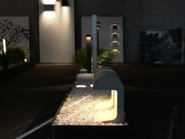 stapisori led iluminat decorativ gradina flos