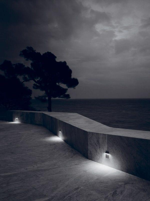 aplice led exterior iluminat premium flos italia