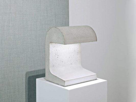 Casting Concrete - corpuri de iluminat din beton. Iluminat arhitectural.