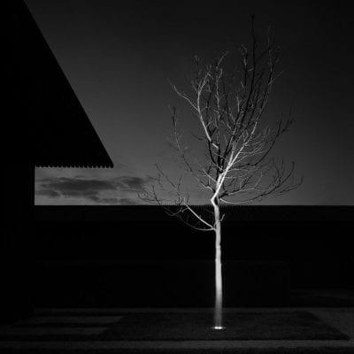 A-Round spot încastrat orientabil - iluminat arhitectural exterior