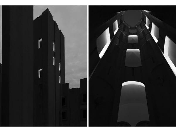 corpuri iluminat arhitectural exterior