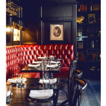 iluminat restaurant clasic stil american