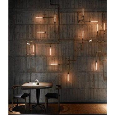 iluminat restaurant stil industrial