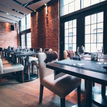iluminat restaurant stil loft