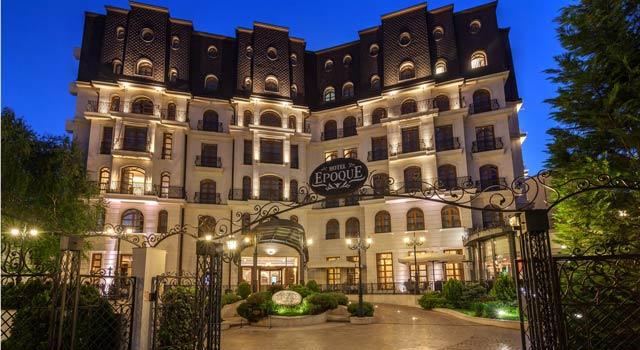 iluminat hotel epoque bucuresti