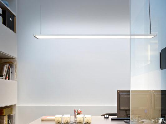 Corp iluminat arhitectural italia