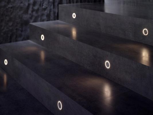 Corpuri iluminat scari