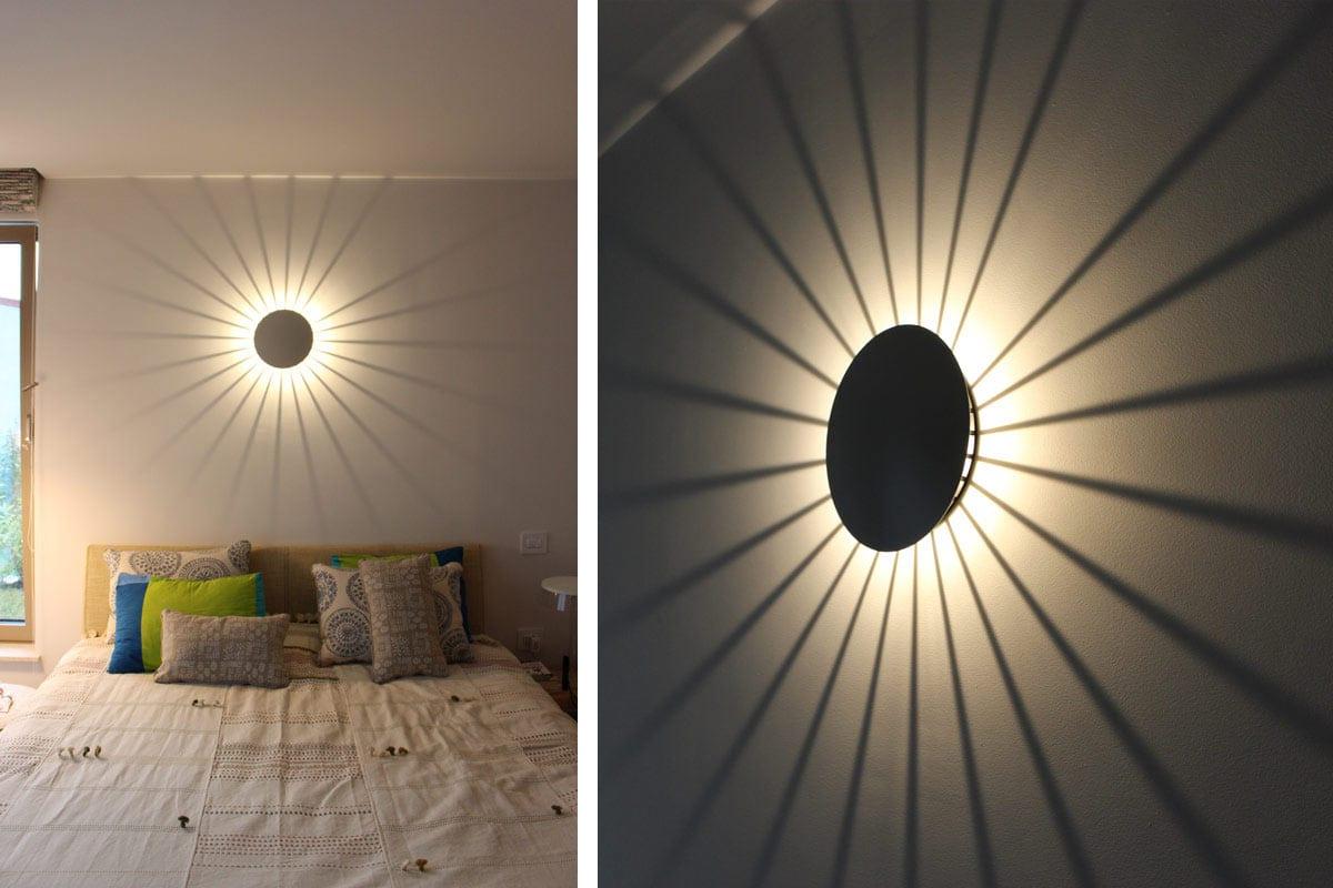 Design iluminat interior, rezidențial