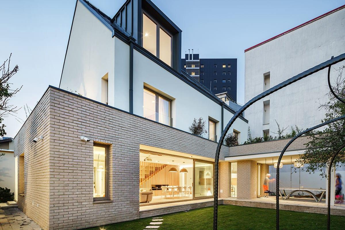 Design iluminat interior exterior