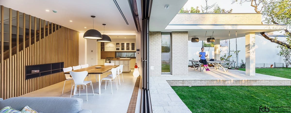 Design iluminat interior rezidențial LuceDomotica.