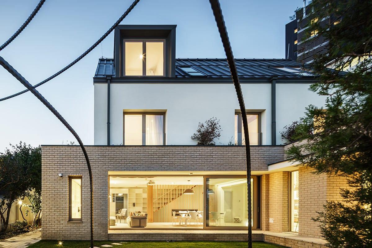Iluminat arhitectural LuceDomotica, design iluminat interior, rezidențial.