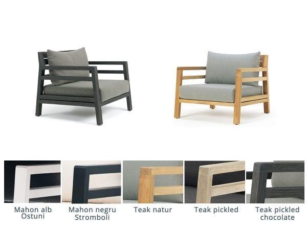 scaune fotolii exterior
