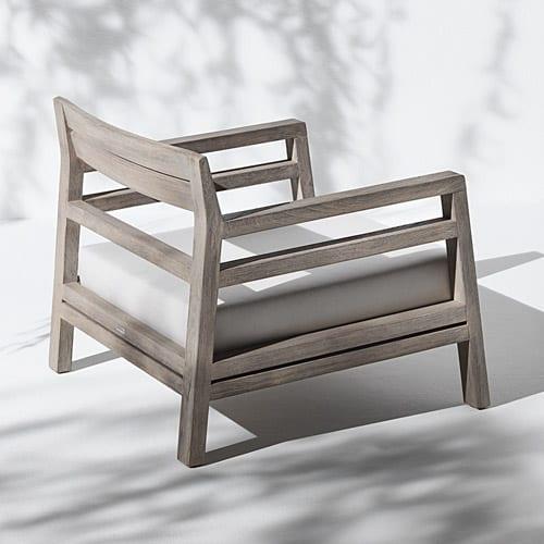 scaune lemn exterior fotolii terasa