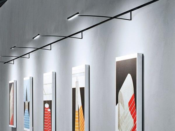 Flos Tracking Magnet iluminat arhitectural