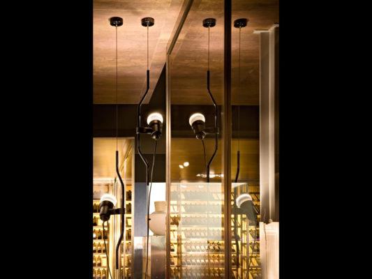 Lampa suspendata decorativa Flos