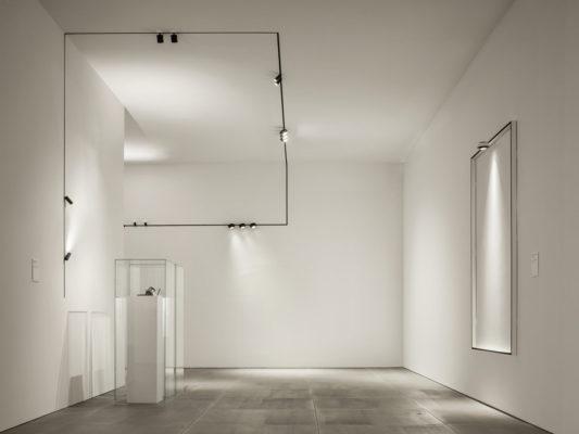 Sisteme sine profile led iluminat arhitectural