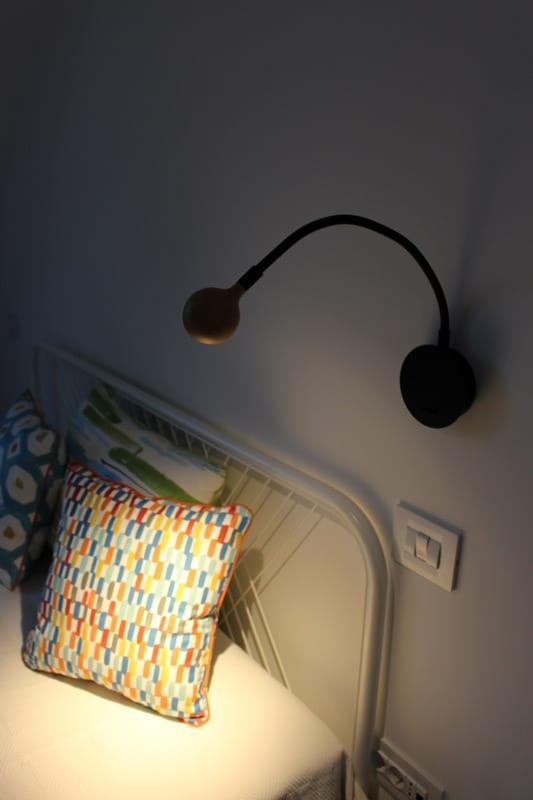Aplice pat, lămpi și veioze pentru citit