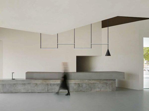 sistem arhitectural infra structure flos