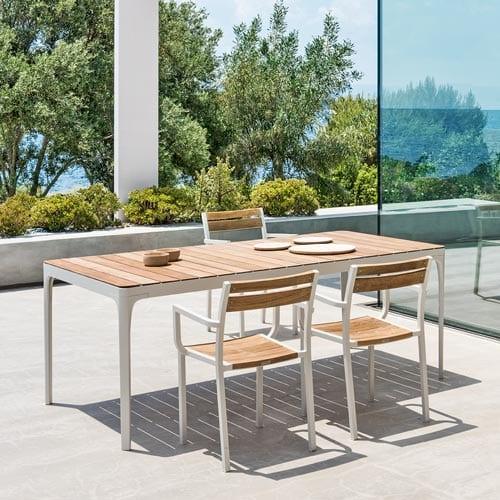 amenajare terasa gradina mobilier