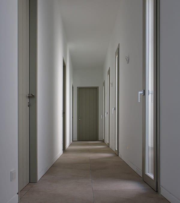 Iluminat arhitectural interior, profile led hol