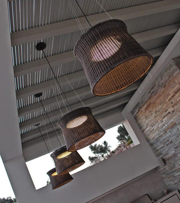 Lampi suspendate exterior
