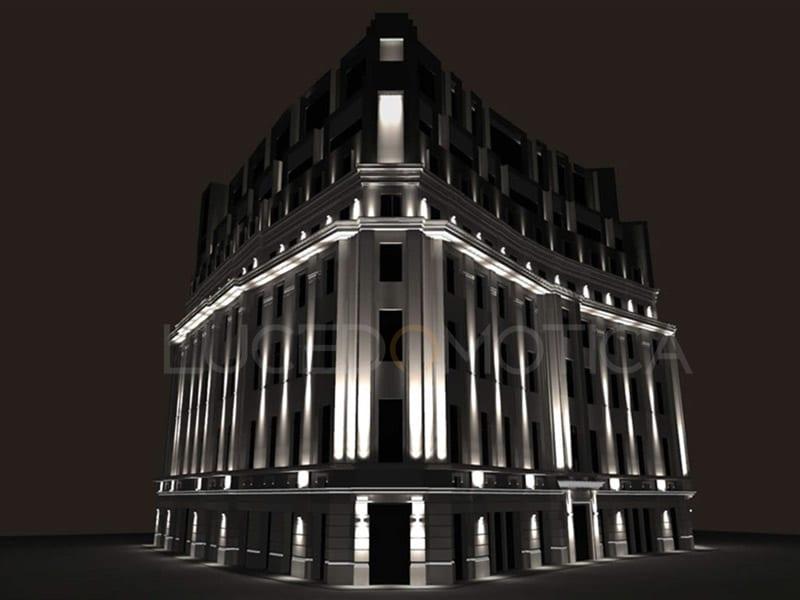 Design iluminat lucedomotica