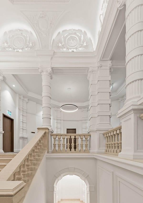 Design iluminat arhitectural Hilton Garden Inn