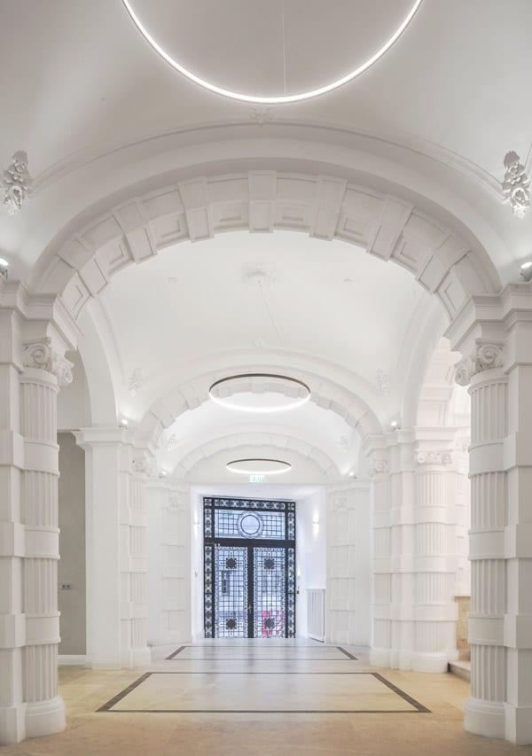 Design iluminat arhitectural cladiri istorice