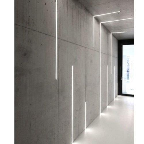 corpuri iluminat arhitectural interior