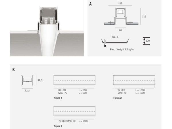 profile led aluminiu