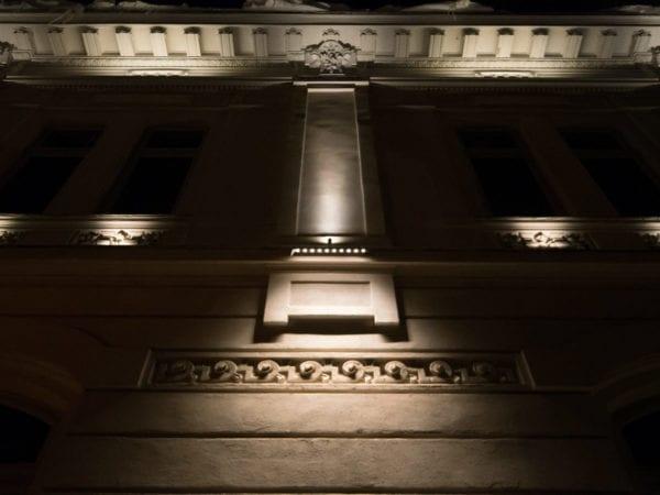 corpuri iluminat exterior fatade cladiri