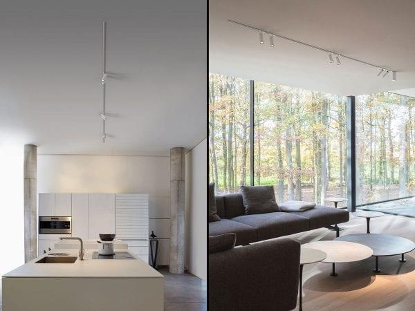 design iluminat arhitectural Flos Romania