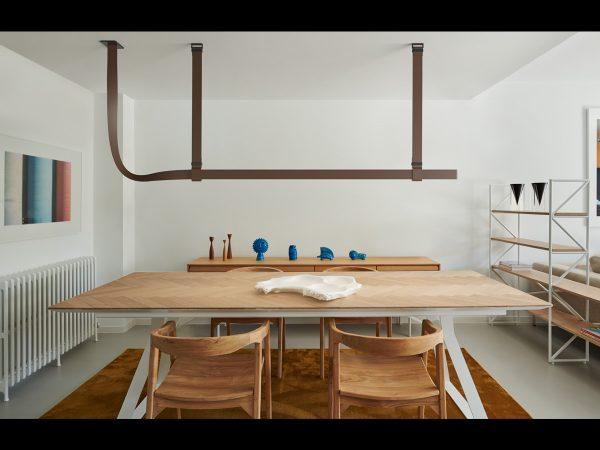 corpuri iluminat modulare belt iluminat arhitectural flos