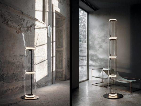 design corpuri iluminat Italia
