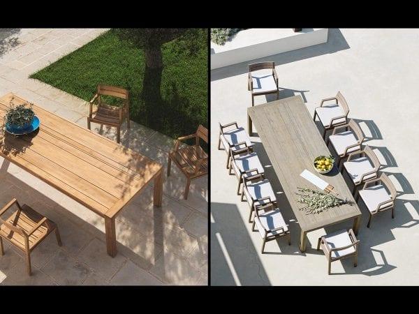 mobilier exterior lux Italia