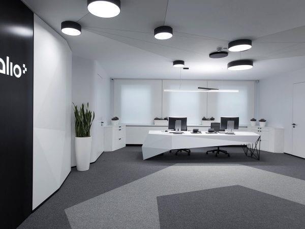 corpuri iluminat birou