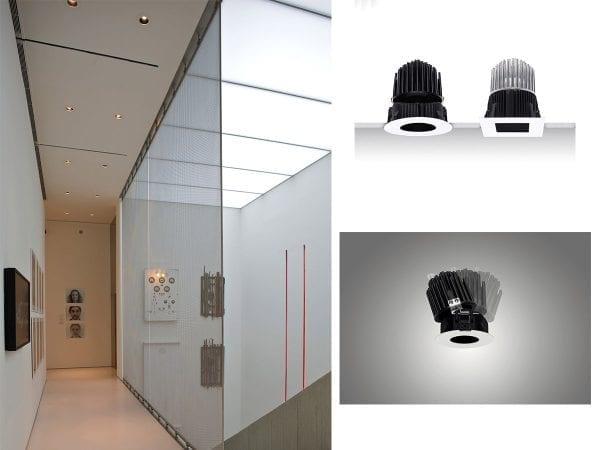 spoturi iluminat arhitectural interior