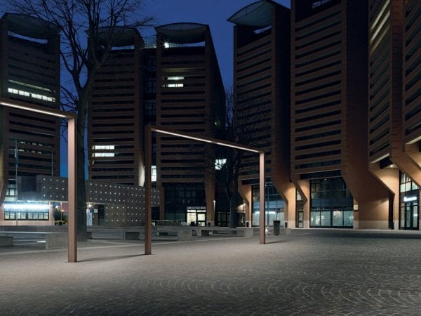 stalpi iluminat exterior stradal urban