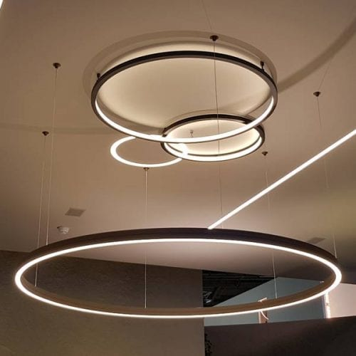 iluminat arhitectural magazine spatii comerciale