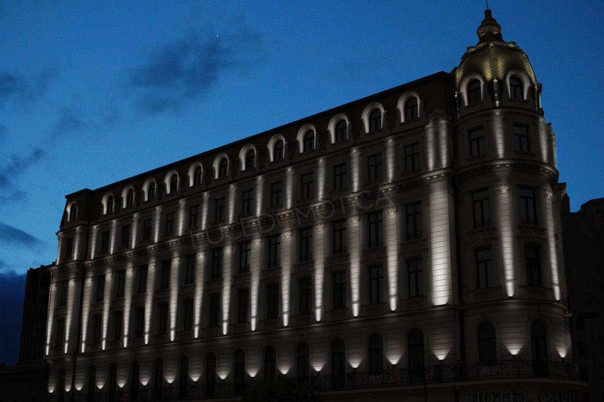 lighting design - iluminat arhitectural fațade
