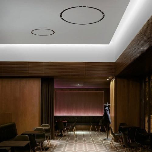 flos architectural circle of light