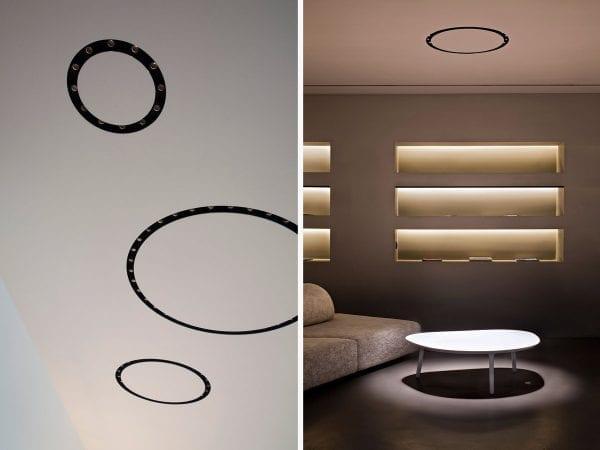 iluminat arhitectural interior