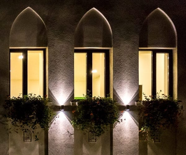 concept iluminat arhitectural fațade