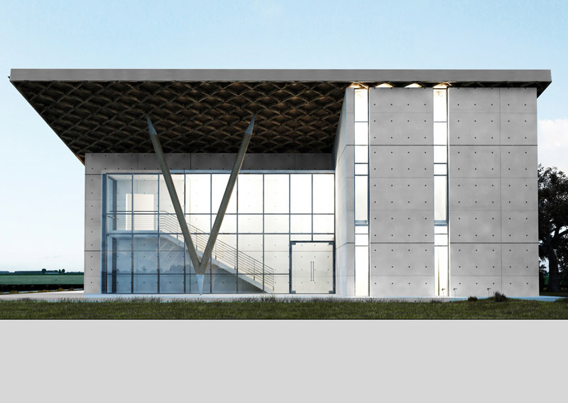 Concept design iluminat ofice birouri
