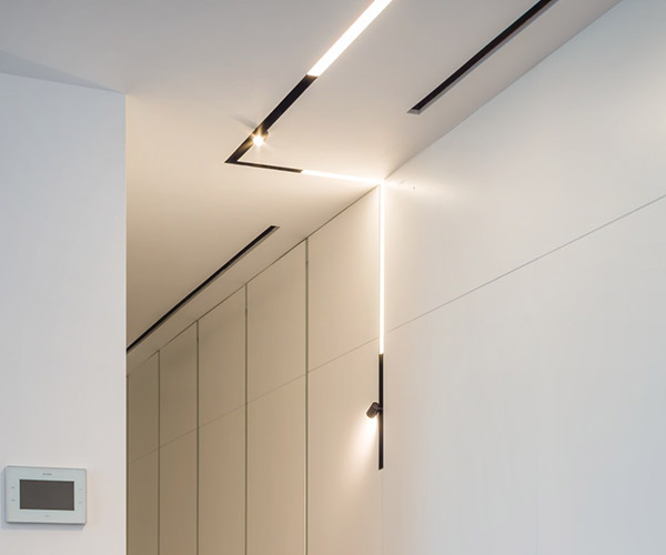 Iluminat interior și exterior Penthouse N