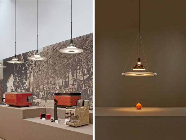 lampa suspendata dining flos italia