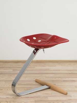 scaun mezzadro design italian