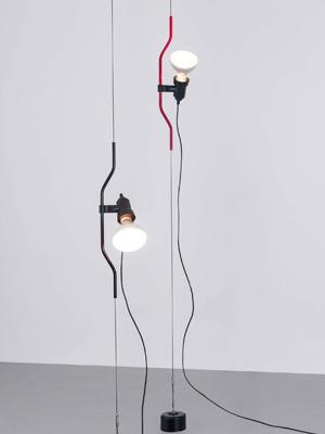 design iluminat Flos Castiglioni