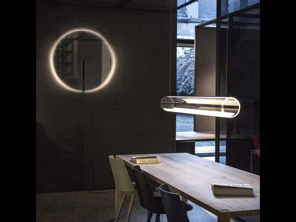 guise aplica perete decorativa iluminat lobby vibia